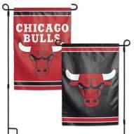 "Chicago Bulls 11"" x 15"" Garden Flag"