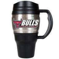 Chicago Bulls 20 Oz. Travel Mug