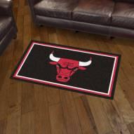 Chicago Bulls 3' x 5' Area Rug
