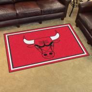 Chicago Bulls 4' x 6' Area Rug