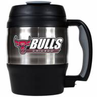 Chicago Bulls 52 oz. Stainless Steel Travel Mug