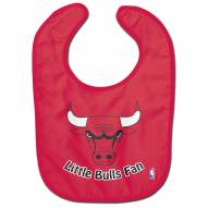 Chicago Bulls All Pro Little Fan Baby Bib