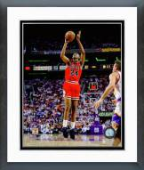 Chicago Bulls Bill Cartwright Game 6 of the 1993 NBA Finals Action Framed Photo