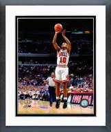 Chicago Bulls B.J. Armstrong 1994-95 Action Framed Photo