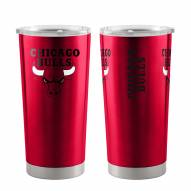 Chicago Bulls 20 oz. Travel Tumbler