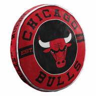 Chicago Bulls Cloud Travel Pillow