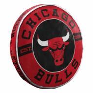 Chicago Bulls Cloud Travel Pillow