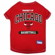 Chicago Bulls Dog Tee Shirt