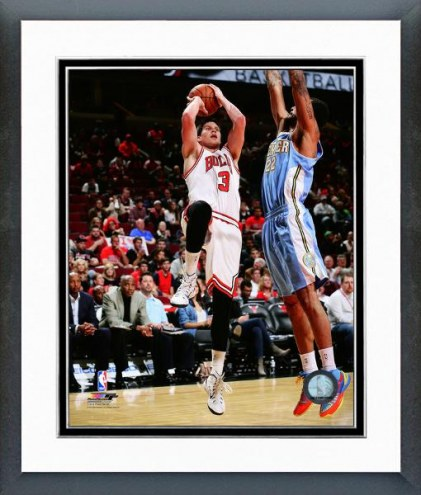 Chicago Bulls Doug McDermott Action Framed Photo