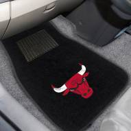 Chicago Bulls Embroidered Car Mats