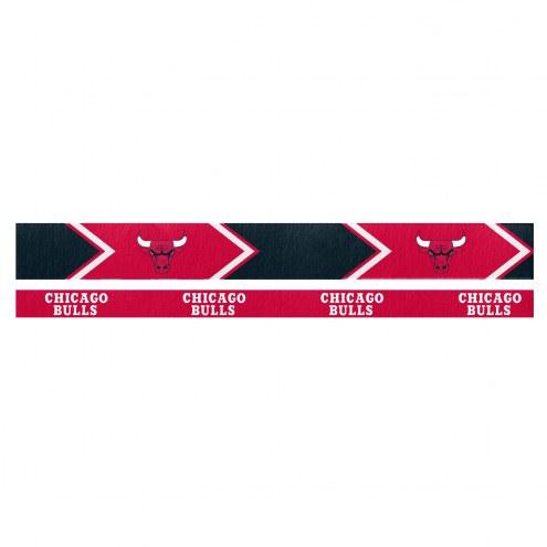 Chicago Bulls Headband Set