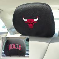 Chicago Bulls Headrest Covers
