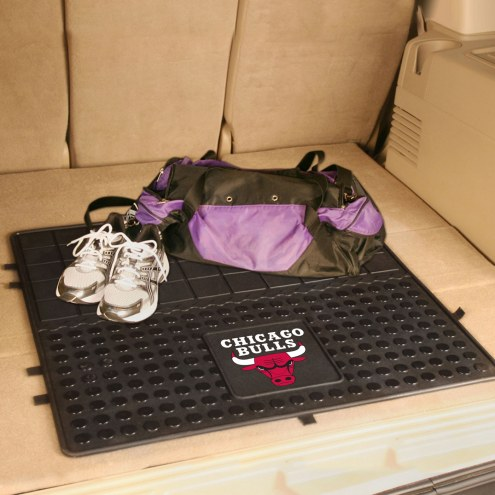 Chicago Bulls Heavy Duty Vinyl Cargo Mat