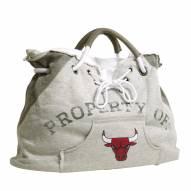 Chicago Bulls Hoodie Tote Bag