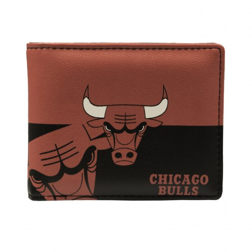 Chicago Bulls Bi-Fold Wallet