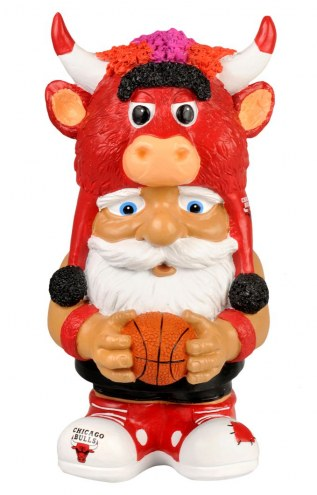 Chicago Bulls Mad Hatter Garden Gnome