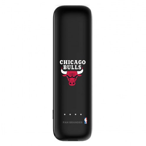 Chicago Bulls mophie Power Boost Mini Portable Battery