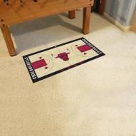Chicago Bulls NBA Court Runner Rug