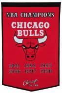 Winning Streak Chicago Bulls NBA Dynasty Banner
