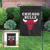 Chicago Bulls NBA Garden Flag