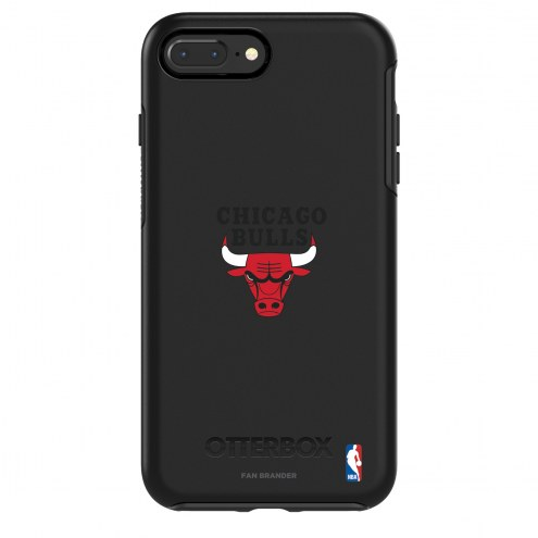 Chicago Bulls OtterBox iPhone 8/7 Symmetry Black Case