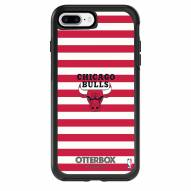 Chicago Bulls OtterBox iPhone 8 Plus/7 Plus Symmetry Stripes Case