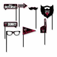 Chicago Bulls Party Props Selfie Kit