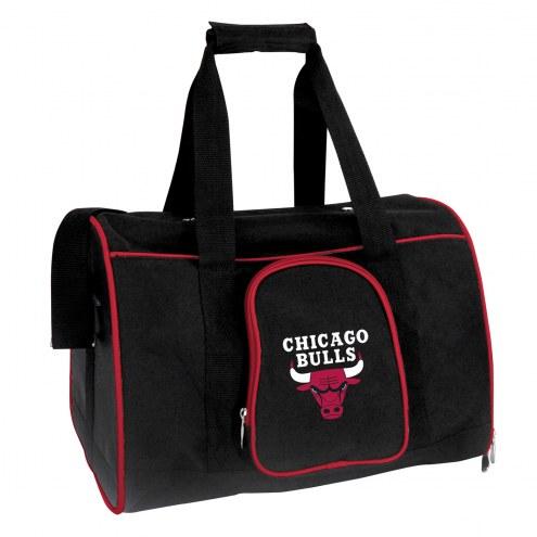 Chicago Bulls Premium Pet Carrier Bag