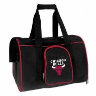 Chicago Bulls Premium Pet Carrier Bag