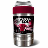 Chicago Bulls Red 12 oz. Locker Vacuum Insulated Can Holder