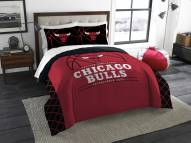 Chicago Bulls Reverse Slam Full/Queen Comforter Set