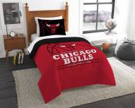 Chicago Bulls Reverse Slam Twin Comforter Set