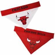Chicago Bulls Reversible Dog Bandana