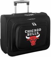 Chicago Bulls Rolling Laptop Overnighter Bag