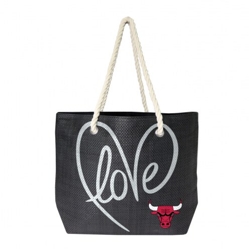 Chicago Bulls Rope Tote