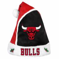 Chicago Bulls Santa Hat