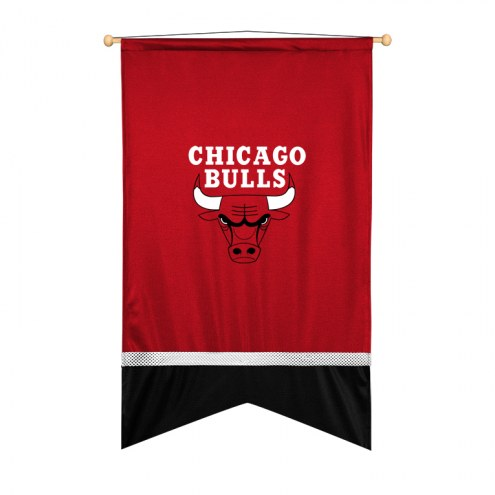 Chicago Bulls Sidelines Wall Flag