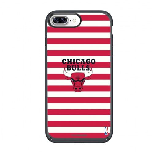 Chicago Bulls Speck iPhone 8 Plus/7 Plus Presidio Stripes Case