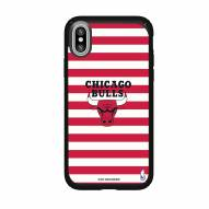 Chicago Bulls Speck iPhone XR Presidio Pro Stripes Case