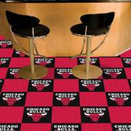 Chicago Bulls Team Carpet Tiles