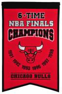 Chicago Bulls Champs Banner