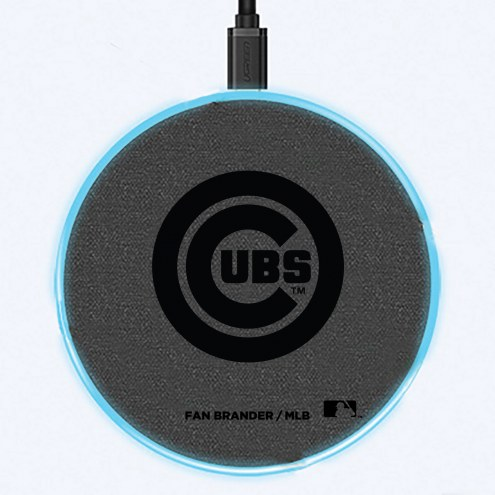 Chicago Cubs 15W Wireless Charging Base
