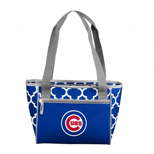 Chicago Cubs 16 Can Cooler Tote