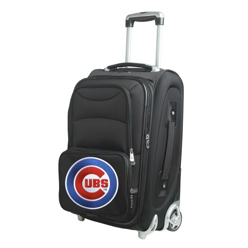 """Chicago Cubs 21"""" Carry-On Luggage"""