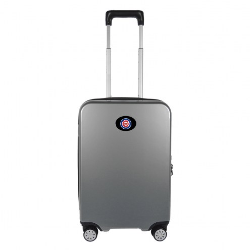 """Chicago Cubs 22"""" Hardcase Luggage Carry-on Spinner"""