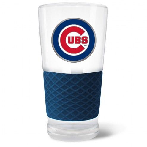Chicago Cubs 22 oz. Score Pint Glass