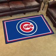 Chicago Cubs 4' x 6' Area Rug