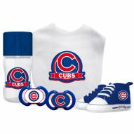 Chicago Cubs 5-Piece Baby Gift Set