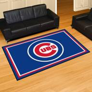 Chicago Cubs 5' x 8' Area Rug