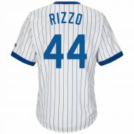 Chicago Cubs Anthony Rizzo Cooperstown Replica Baseball Jersey